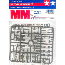 U.S. INFANTRY EQUIPEMENT SET TAMIYA