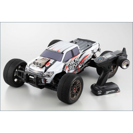 Psycho Kruiser VE brushless readyset