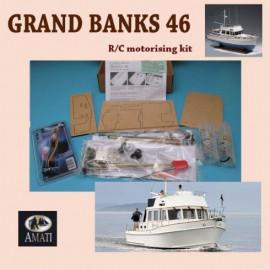 KIT MOTORIZZAZIONE GRAND BANKS 46  AMATI
