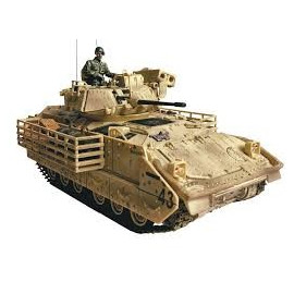 U.S. M3A2 BRADLEY UNIMAX