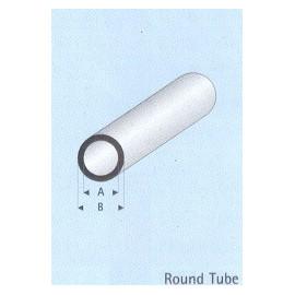 TUBO PLASTICA 1x2x1000mm