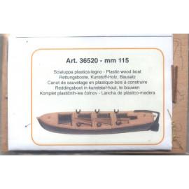 Scialuppa  mm 115