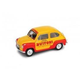 FIAT 600D 1a serie