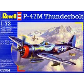 P47M THUNDERBOLT - REVELL