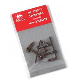 CAVIGLIERA 30x23x12mm