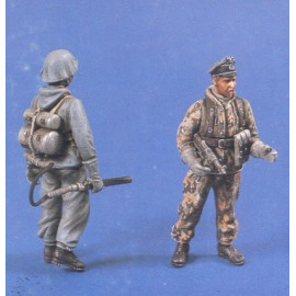German Assault Troops