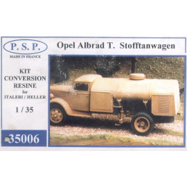 Conversion kit OPEL Albrad T. Stofftanwangeg
