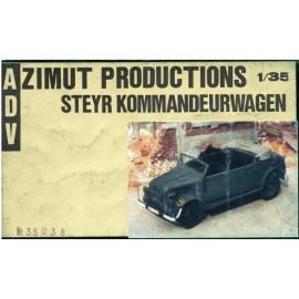 Steyr Command Wagon
