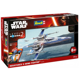 RESTANCE X-WING FIGHTER