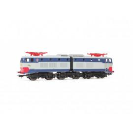 Locomotiva Elettrica serie E.656 livrea d'origine - FS