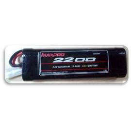 Batteria NIMH 7,2 Volt 2200