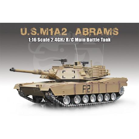 U.S.M1A2 ABRAMS HENG LONG