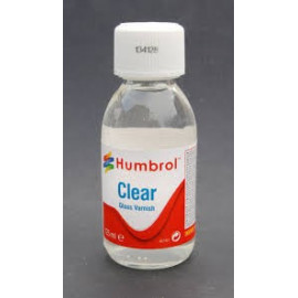 CLEAR SATIN VARNISH HUMBROLL