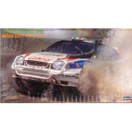 Ford Focus WRC 99 Safari