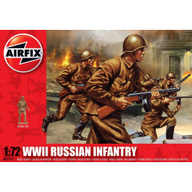 WWII Russian Infantry - AIRFIX