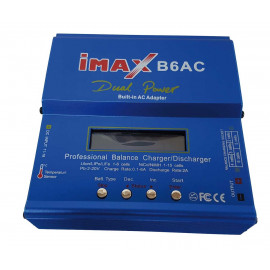iMax B6AC AC/DC Charger 80W