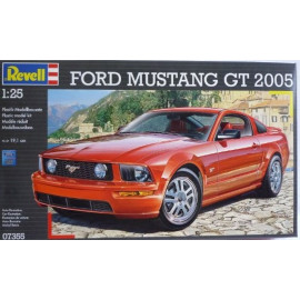 FORD MUSTANG GT F2005