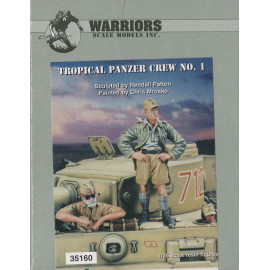 Tropical Panzer Crew n°1
