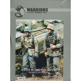 Waffen SS Panzer Crew N°2