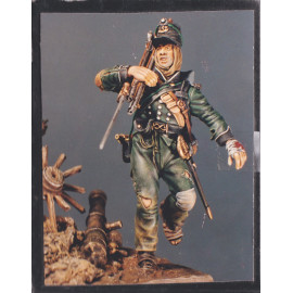 British infantry Sergeant