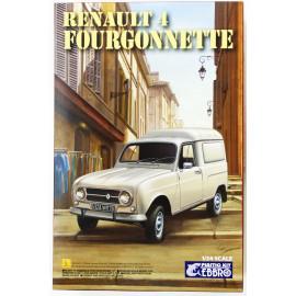 RENAULT 4 FURGONETTE