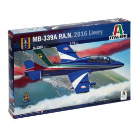 MB-339A P.A.N. 2016 Livery