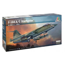 F - 104 A/C STARFIGHTER