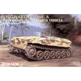BORGWARD IV Ausf. A