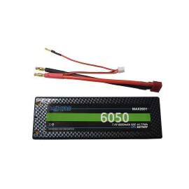 LiPo 7,2V 6050MAH 50C