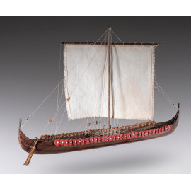 Viking Longship 1/72