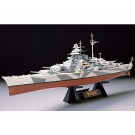 German Battleship Tirpitz 1:350