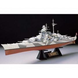 German Battleship Tirpitz 1:350