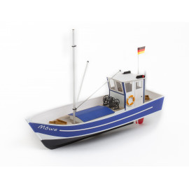 Möwe 2 fishing boat