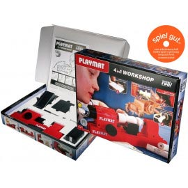 Playmat officina 4 in 1