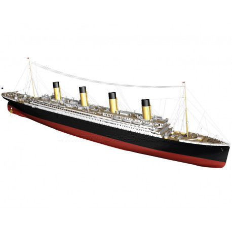 RMS TITANIC 1/144 BILLING BOATS