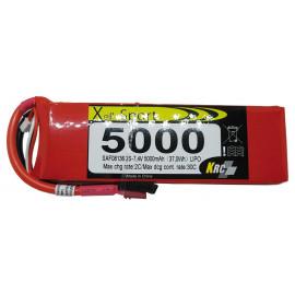 LiPo 7,4V 5000MAH 30C