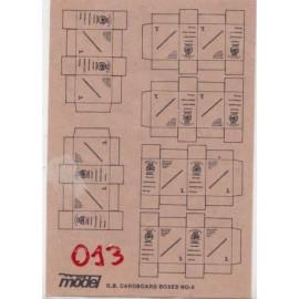 U.S CARDBOARD BOXES N°5
