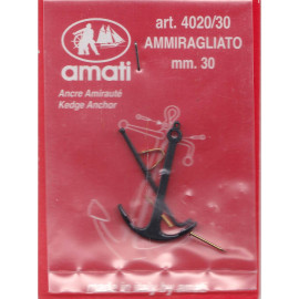 ANCORA SPAGNOLA 50mm AMATI