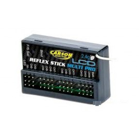 Ricevitore a 14 canali Reflex Stick Multi Pro, 2,4 GHz