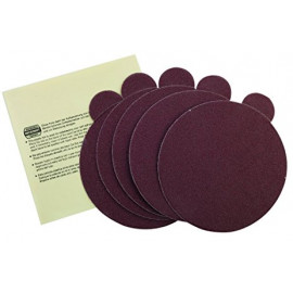 Dischi abrasivi Proxxon 28160 per levigatrice a disco TG 125/E