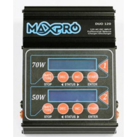 CARICABATTERIE MAXPRO EASY 80