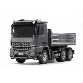 Mercedes Arocs 3348 6x4 ribaltabile RC 1/14