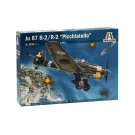 "JU 87 B-2/R-2 ""PICCHIATELLO"""