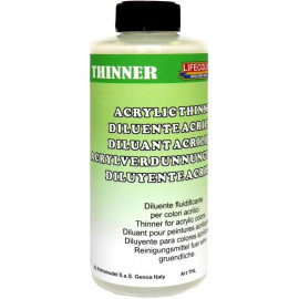 THINNER 250ML LIFECOLOR