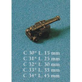 CANNA BRUNITA 56mm
