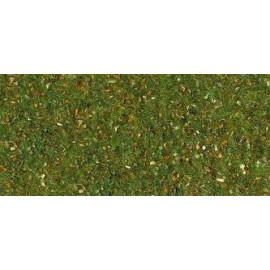 Tappeto erboso fiorito 75x 100 cm