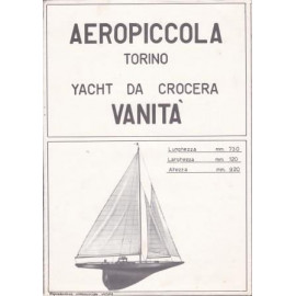 DISEGNO COSTRUTTIVO LEXINGTON Aeropiccola