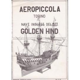 DISEGNO COSTRUTTIVO NONSUCH Aeropiccola