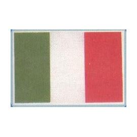 BANDIERA ITALIANA 80x55mm