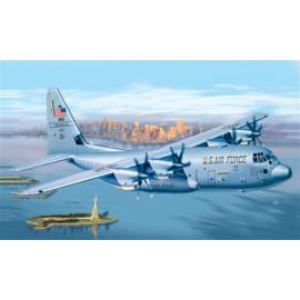 C-130J HERCULES - ITALERI